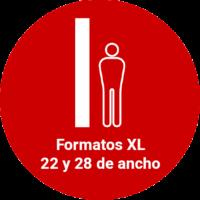Formatos XL