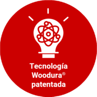 Tecnologia Woodua patentada